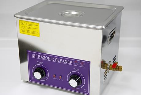 超音波洗浄器