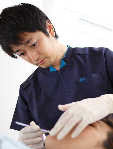 むし歯治療